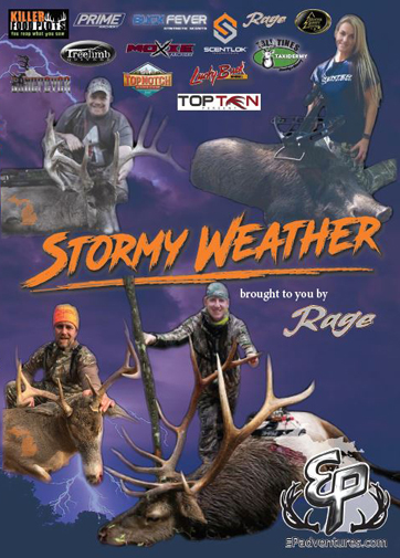 Stormy Weather Hunting DVD